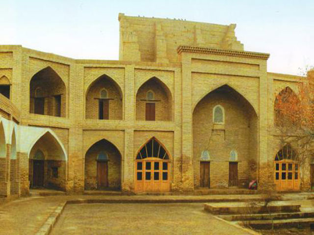 The Shirgazi-khan madrasah