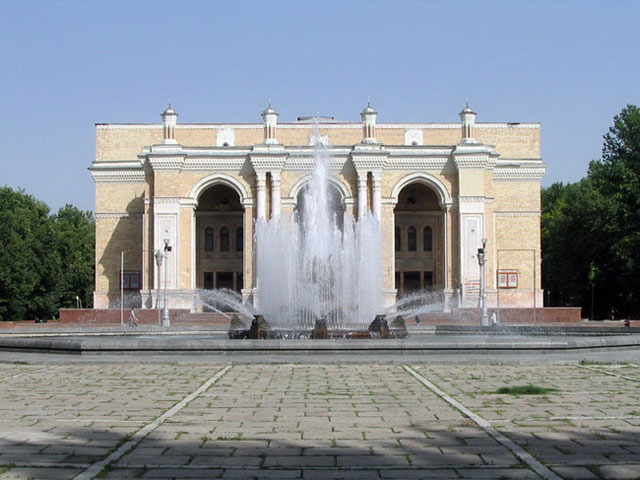 The Alisher Navoi State Academic Theatre