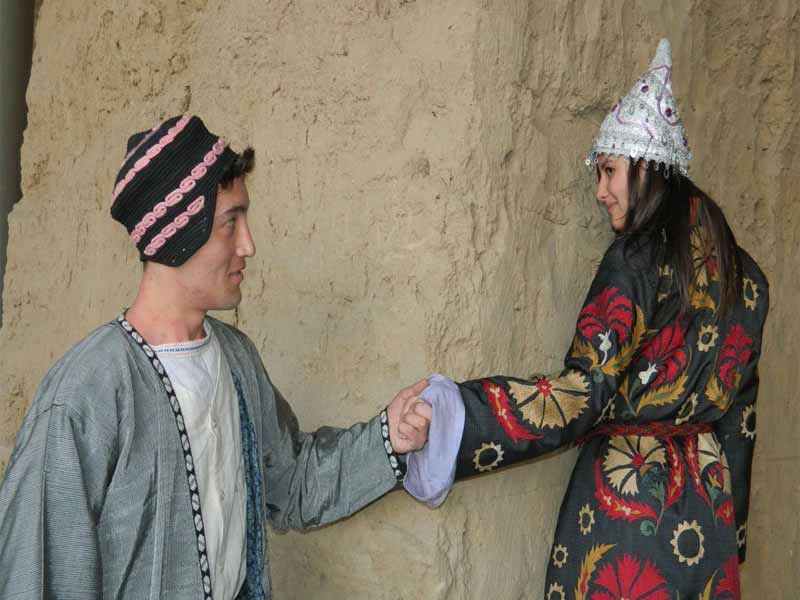 Ethnic tourism - the life and traditions.