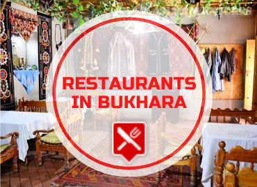 Restaurants in Bukhara