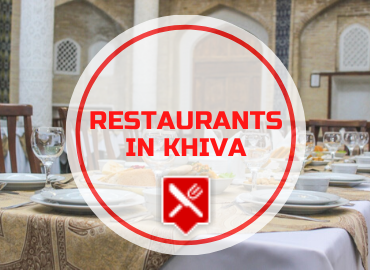 Restaurants in Khorezm