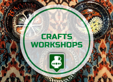 Crafts workshops of Uzbekistan