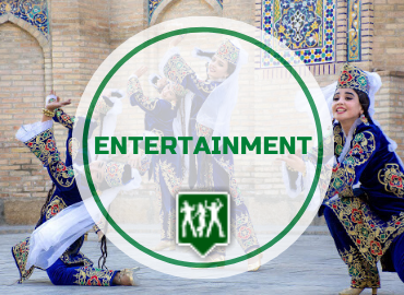 Entertainment of Uzbekistan