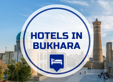 Hotels in Bukhara
