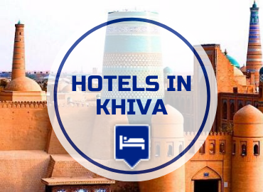 Hotels in Khorezm