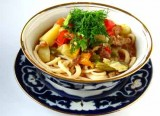 Lagman - Central Asia Noodles