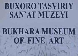 Bukhara museum of fine art